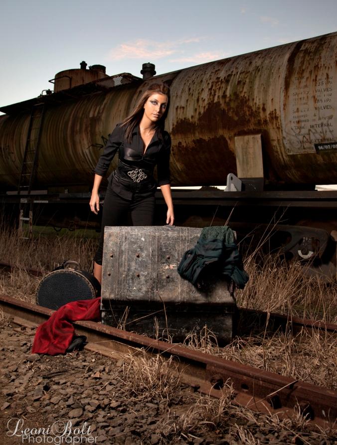 Photo shoot - fashion