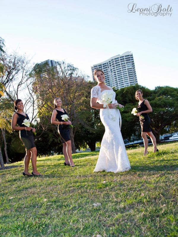 Story Bridge wedding