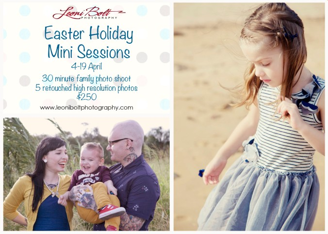 Easter Holiday Mini Sessions